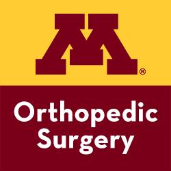 University of Minnesota Orthopedic Surgery