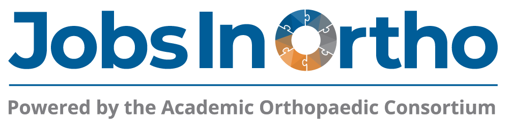JobsInOrtho - The #1 way to identify academic and private practice jobs.